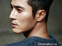 Jo Dong Hyuk для Allure November 2013