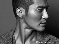 Jo Dong Hyuk для Elle October 2014