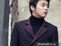Jo Jung Seok для Elle Korea October 2014