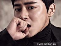 Jo Jung Seok для GEEK October 2015