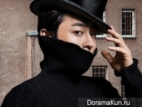 Jo Jung Seok для Men's Health January 2015