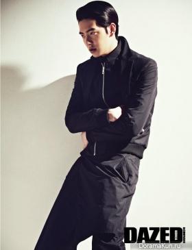 Jo Minho для Dazed and Confused 2014