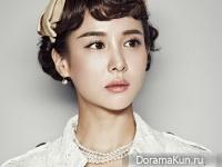Jo Yeo Jung для Harper's Bazaar December 2014