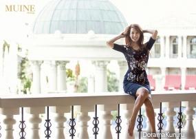 Jo Yeo Jung для Muine Heritage 2015 CF