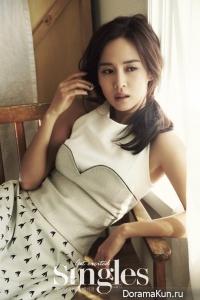 Jo Yeo Jung для Singles March 2015