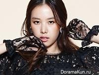 Jo Yoon Hee для CeCi December 2014
