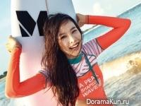 Jo Yoon Hee для CeCi July 2015