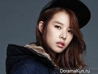 Jo Yoon Hee для InStyle Magazine November 2014