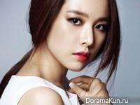 Jo Yoon Hee для SURE May 2014