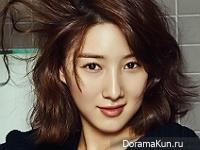 Joo Da Young для The Celebrity December 2015
