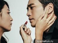Joo Sang Wook для K WAVE December 2015