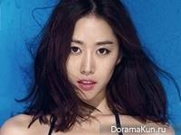 Jun Hye Bin для Nylon June 2015