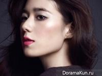 Jung Eun Chae для Allure November 2014