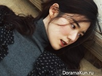 Jung Eun Chae для Harper's Bazaar October 2014