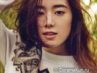 Jung Eun Chae для Marie Claire September 2014