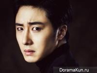 Jung Il Woo для K WAVE December 2014