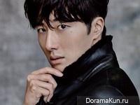 Jung Il Woo для Vogue September 2015