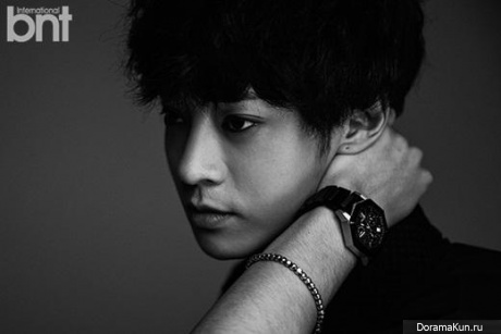 Jung Joon Young для BNT International July 2015