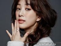 Jung Ryu Won для Cosmopolitan Korea November 2014