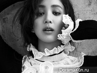 Jung Ryu Won, Han Ye Seul для Cosmopolitan September 2015