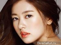 Jung So Min для Cosmopolitan April 2015