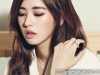 Jung So Min для NYLON February 2015
