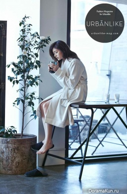 Jung So Min для URBANLIKE February 2015