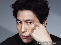 Jung Woo Sung для Arena Homme Plus December 2014