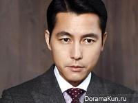 Jung Woo Sung для Bruno Baffi F/W 2015