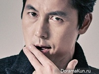 Jung Woo Sung для Esquire December 2014