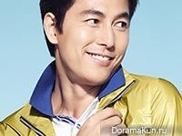 Jung Woo Sung для INDIAN Spring 2015