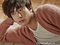 Jung Yong Hwa (CN Blue) для InStyle Korea December 2014