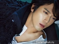 Jung Yong Hwa (CN Blue) для W Korea January 2015 Extra