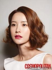 Jung Yumi для Cosmopolitan October 2014
