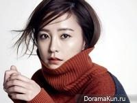 Jung Yumi для W Korea November 2014