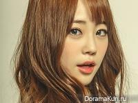 KARA (Youngji) для K WAVE November 2015