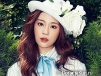 KARA (Youngji) для The Celebrity Magazine 2015