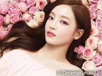 KARA для Coreana 2015