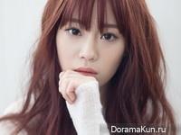 KARA (Young Ji) для @Star1 October 2014