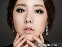 Kan Mi Youn для K Wave October 2015