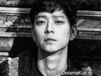 Kang Dong Won для High Cut Vol. 160
