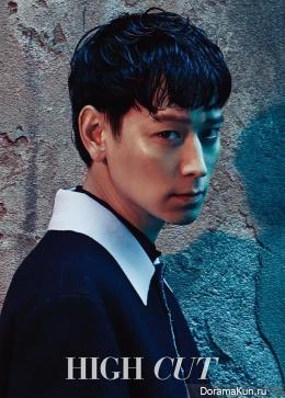 Kang Dong Won для High Cut Vol. 161
