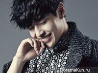 Kang Ha Neul, Park Jung Ja для Scene Playbill January 2015