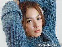 Kang Hye Jung для Grazia January 2015