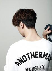 CN Blue (Kang Min Hyuk) для CeCi August 2014 Extra