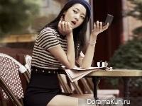 Kang Seung Hyun для CeCi September 2015