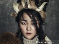 Kang Seung Hyun для SURE February 2015