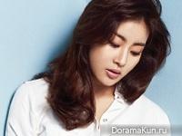 Kang So Ra для Cosmopolitan Korea February 2015