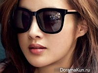 Kang So Ra для Cosmopolitan October 2015 Extra