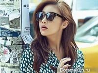 Kang So Ra для Cosmopolitan October 2015